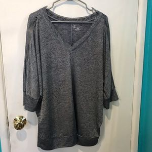 Lane Bryant loose light weight pull over top